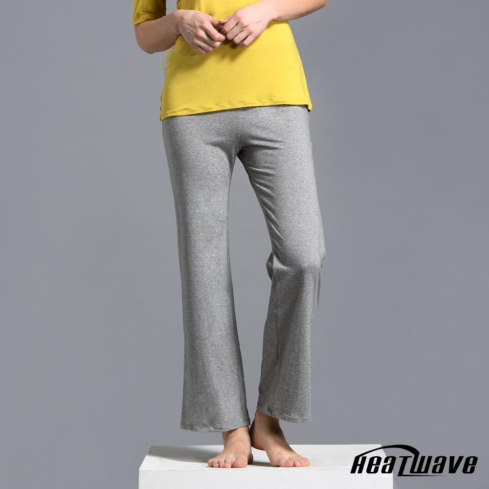 Heatwave 機能瑜珈/韻律褲-長褲-銀灰活力-70300