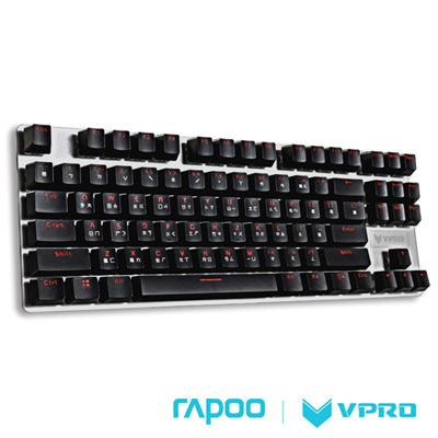雷柏 RAPOO VPRO V500 87鍵 機械式鍵盤