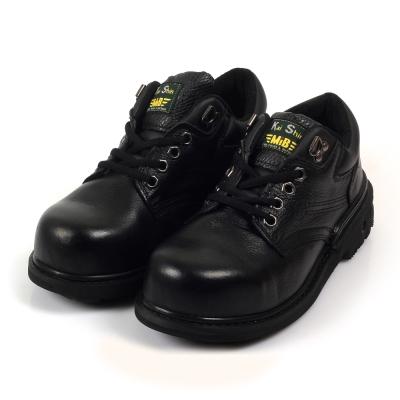 Kai Shin 安全工作鞋 黑色 MGA574F01