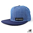 New Balance 休閒帆布棒球帽 500297420 藍色