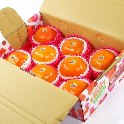 鮮果日誌 - 12A特級摩天嶺富有甜柿(8入裝)