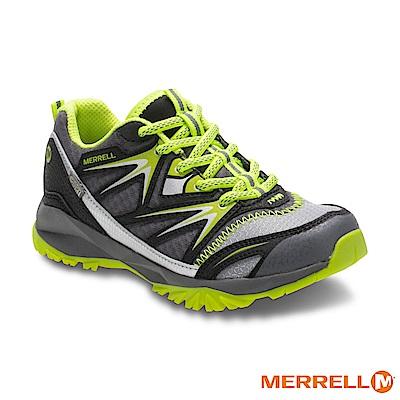 MERRELL CAPRA BOLT WP登山防水童鞋-灰(56479)