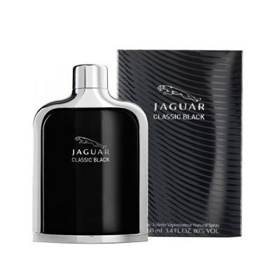 Jaguar Classic Black 積架黑爵淡香水 100ml