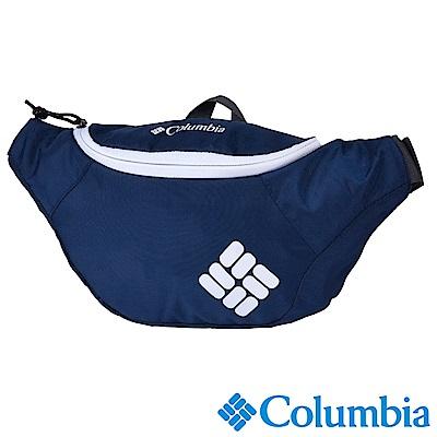 Columbia哥倫比亞  2L經典LOGO腰包-深藍色 UUU12320NY