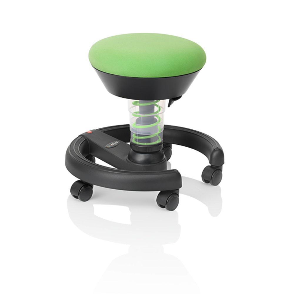 德國swoppster 兒童3D動感椅---蘋果綠