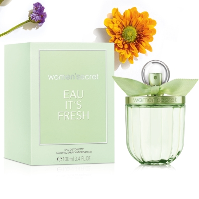 WOMEN SECRET EAU IT S FRESH花漾清新女性淡香水100ml