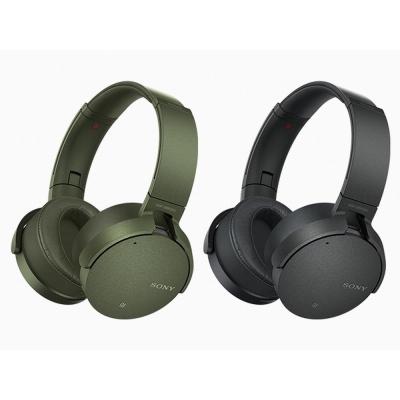 SONY 重低音降噪頭戴式藍牙耳機MDR~XB950N1