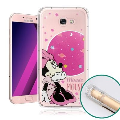迪士尼正版 Samsung Galaxy A5(2017)空壓安全手機殼(米妮)