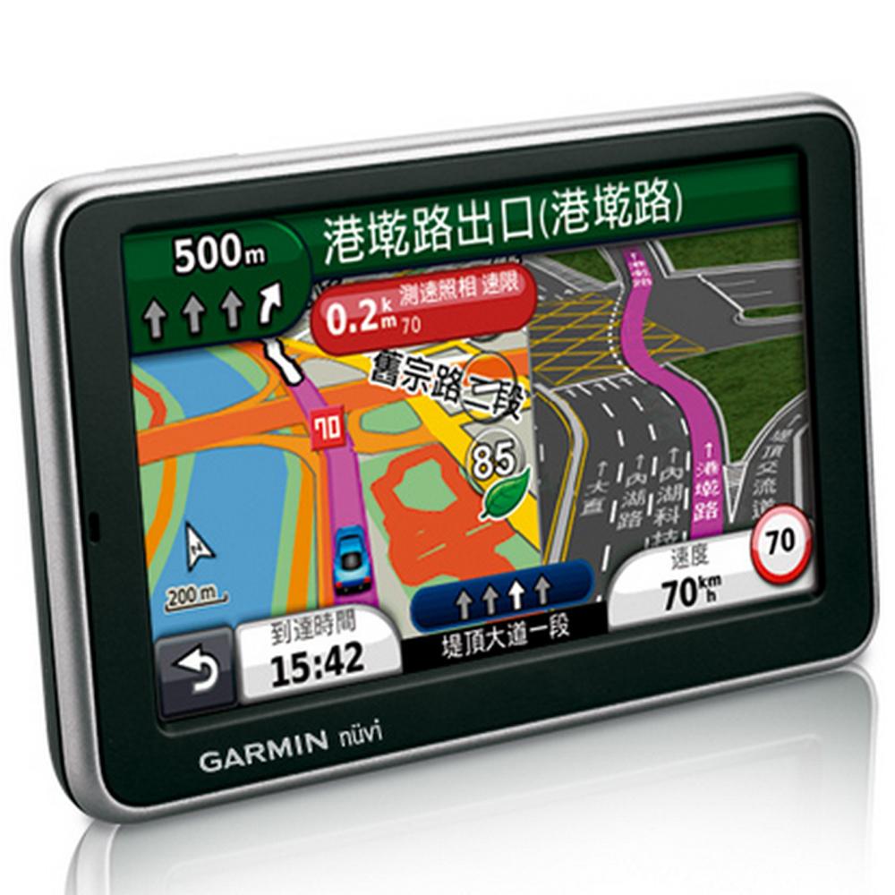 GARMIN nuvi 2555 5吋高畫質時尚薄型GPS衛星導航