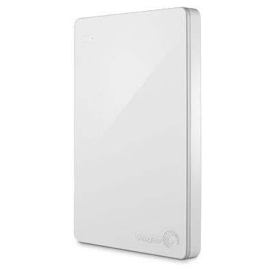 Seagate 2TB New Backup Plus行動硬碟 -白
