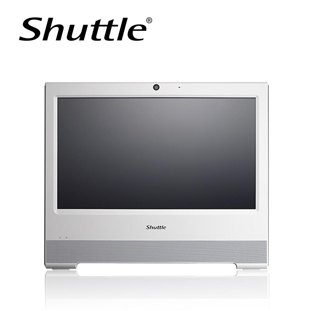 浩鑫 Shuttle【闇影魔導】15.6吋 All in One 雙核觸控電腦