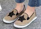韓國五角星懶人鞋