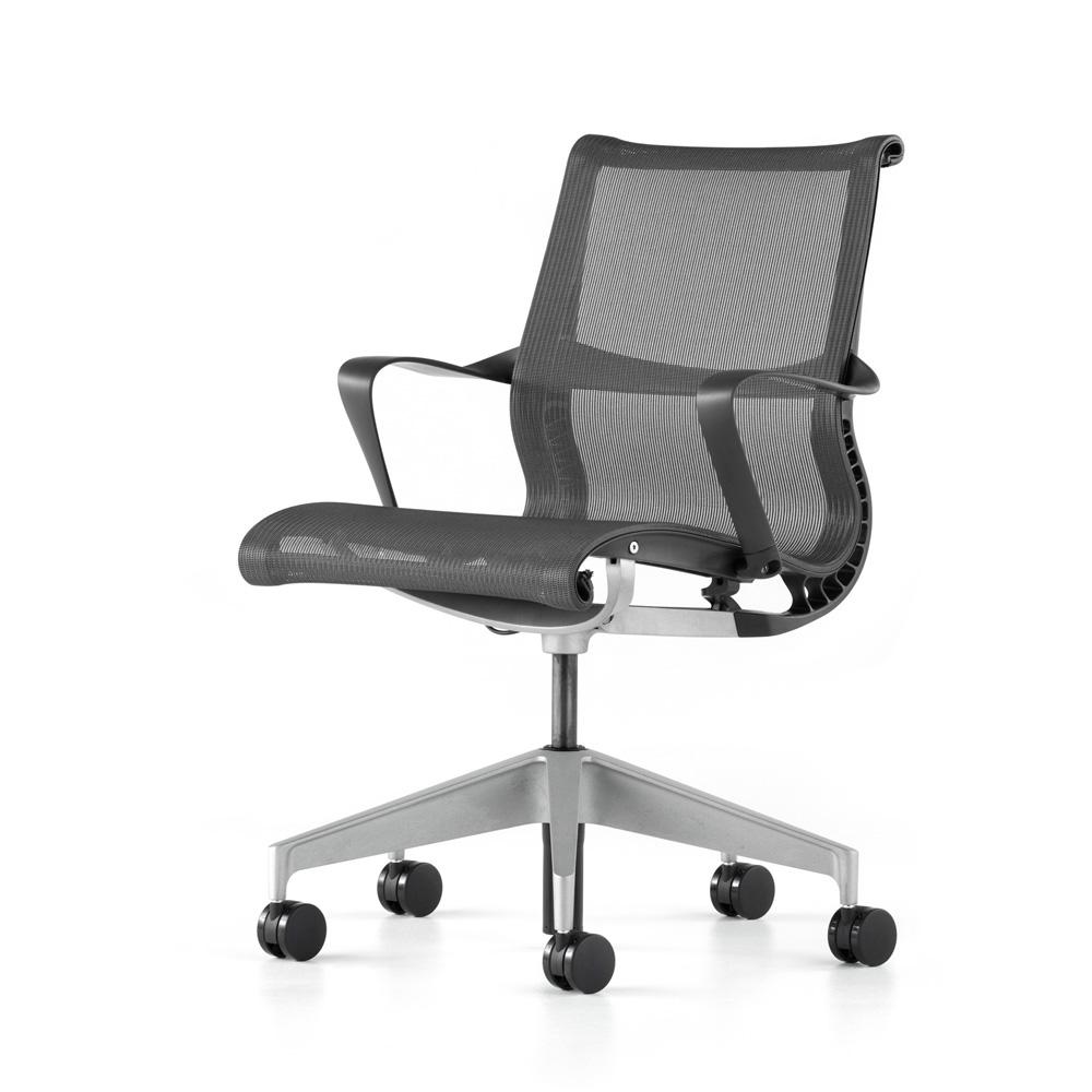 Herman Miller Setu 超環保概念人體工學電腦椅