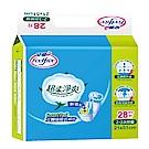 [限時下殺]安親 立體抽換式尿片 超柔淨爽型 (28片x6包) 可搭配成人紙尿褲使用