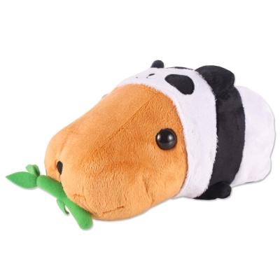 Kapibarasan 水豚君變裝系列震動公仔。圓仔