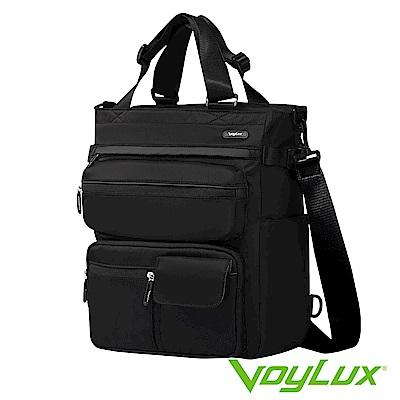 VoyLux 伯勒仕-VEGO系列-四用托特包-3580104黑色