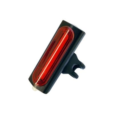 DOSUN ESC10 RAY USB充電式自行車警示燈 黑色
