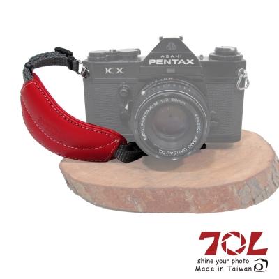 70L DSLR Strap DHS01 真皮單眼相機手腕帶附快拆板