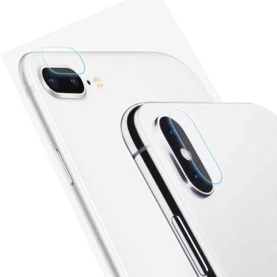 嚴選奇機膜 (2入加1組防塵套)iPhone X 5.8吋 鏡頭鋼化玻璃膜 鏡頭...