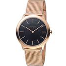 Calvin Klein Minimal極簡米蘭帶腕錶( K3M2262Y)35mm