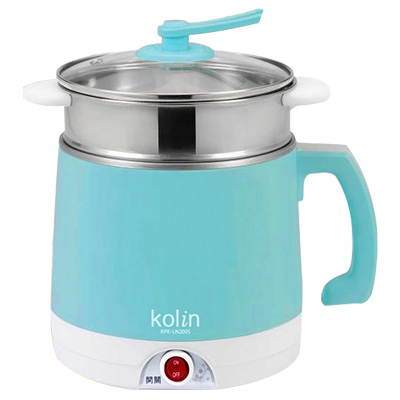 Kolin歌林 雙層防燙不鏽鋼多功能美食鍋(KPK-LN200S)