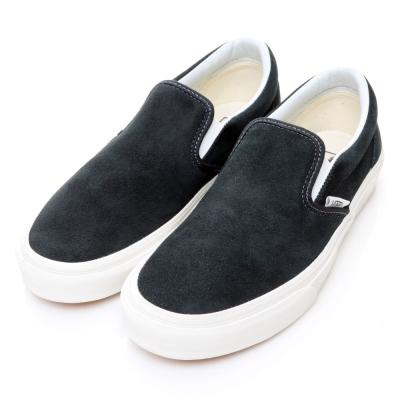 VANS-Vintage SlipOn男休閒鞋-黑