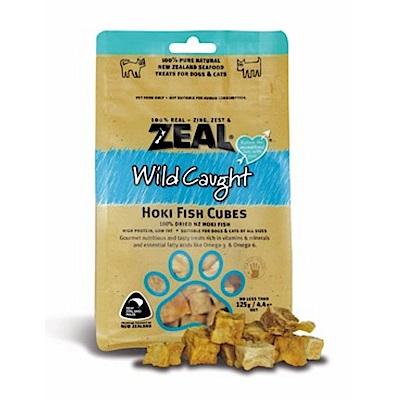 岦歐ZEAL 紐西蘭天然寵物食品《福氣魚肉塊》125g