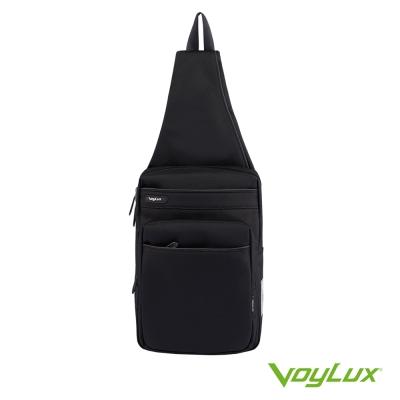 VoyLux伯勒仕 VICTOR SLING 系列 跨身/單肩包-3280204B-亮澤黑