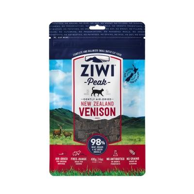 ZiwiPeak巔峰 98%鮮肉貓糧*鹿肉 400G
