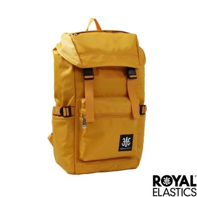 Royal Elastics - 英倫風休閒後背包 - Modern經典摩登系列 - 黃色