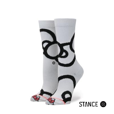 STANCE BOWS-女襪-休閒襪-Sanrio系列-三麗鷗凱蒂貓設計款