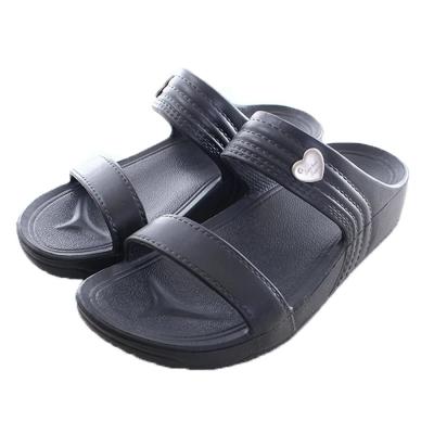 成人女款輕量舒適拖鞋 黑 sk0053 魔法Baby