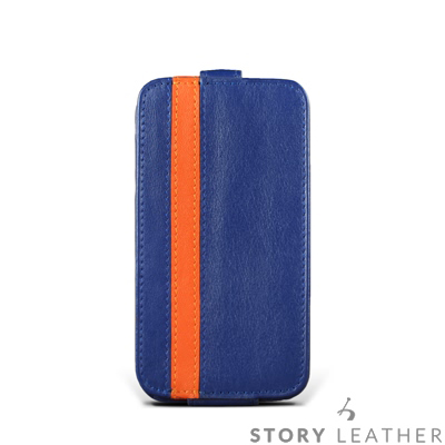 STORYLEATHER SONY HTC 10 / U11 PDA式下蓋側邊拼...