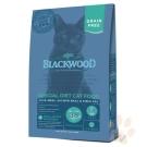 柏萊富blackwood 特調無穀全齡貓配方(鴨肉+鮭魚+碗豆)13.23磅 1入