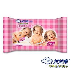 拭拭樂 隨身包濕紙巾(10抽x48包/箱)
