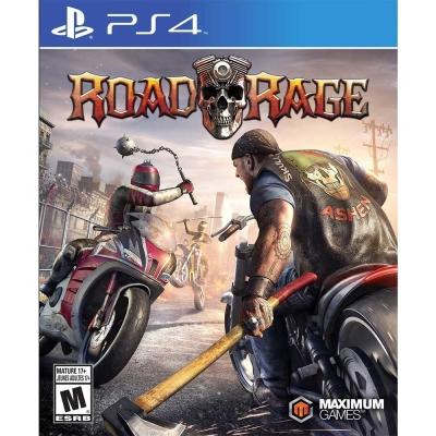 暴力摩托車 Road Rage -PS4英文美版