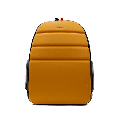 FEDON 1919 Ninja 輕便15吋兩側雙袋防水電腦背包-蜂蜜