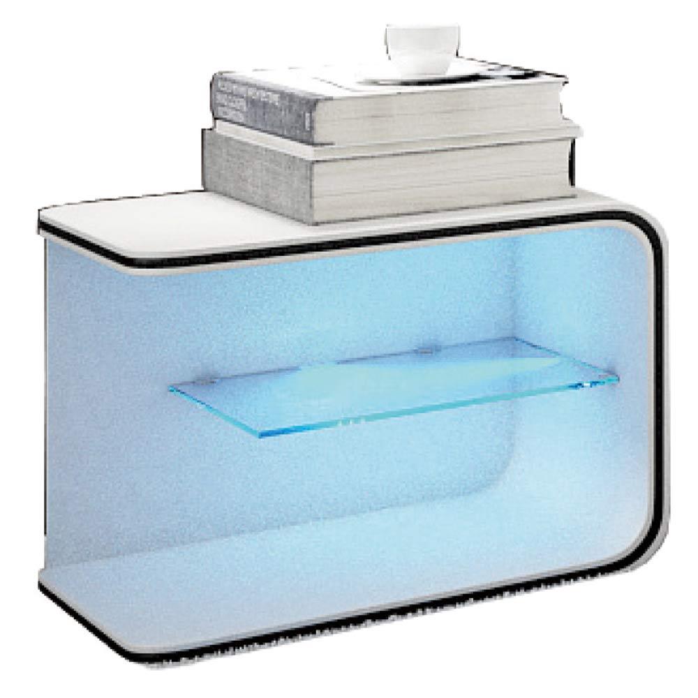 AT HOME-保羅LED 床頭櫃(50*45*44cm) -二色可選 product image 1