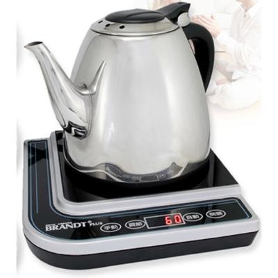 福利品-BRANDT-白朗分離式微電腦不袗快煮壺BK-6500T