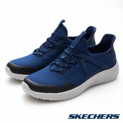 SKECHERS(男) 運動系列 Burst - 52115NVY
