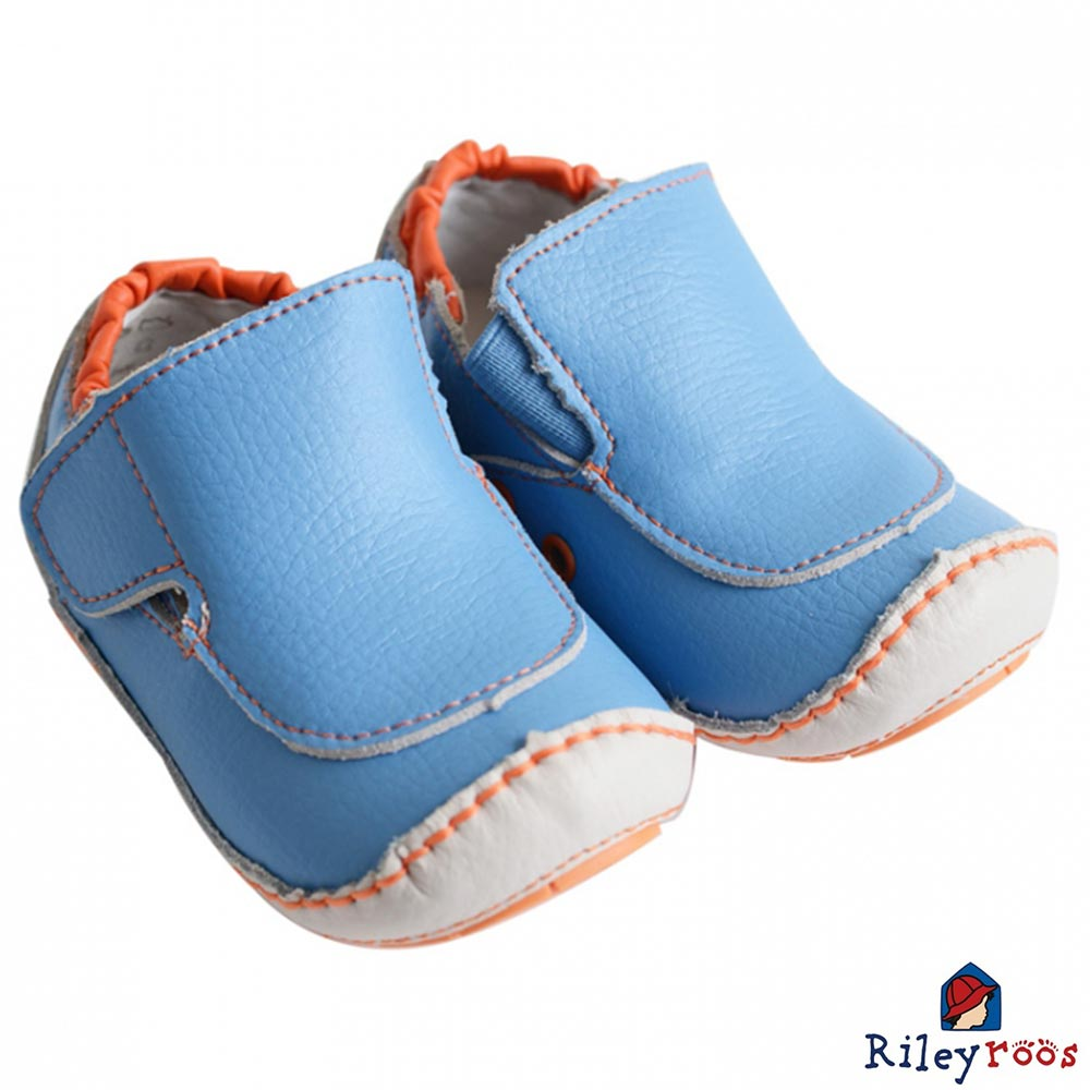 Rileyroos 美國手工童鞋學步鞋-River Sky