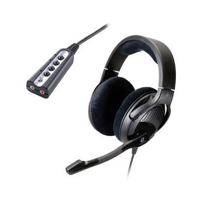 電競組合ALTEAM我聽GM-592電競耳麥TX-7音效卡