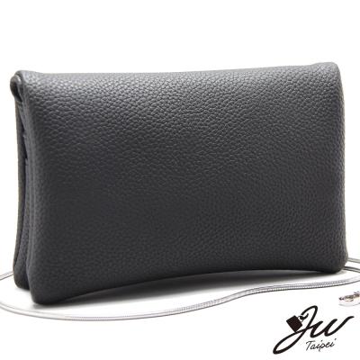 JW-鏈帶包-反摺式戀曲多夾層肩側包-共五色