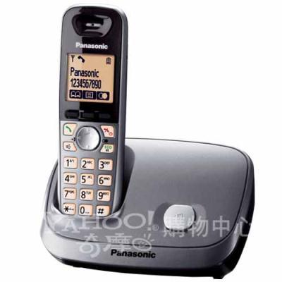 Panasonic 國際牌 ECO DECT 節能數位無線電話 KX-TG6511