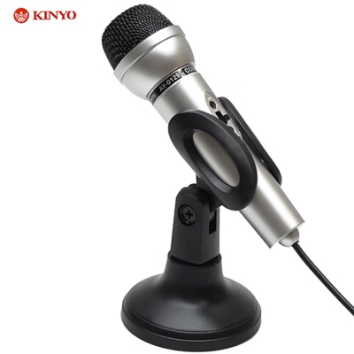 KINYO多媒體EZ-Chat麥克風(AY-0129)