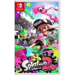 漆彈大作戰 2 - Nintendo Switch 日文版