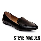 STEVE MADDEN-FEATHER 尖頭平底鞋-黑色