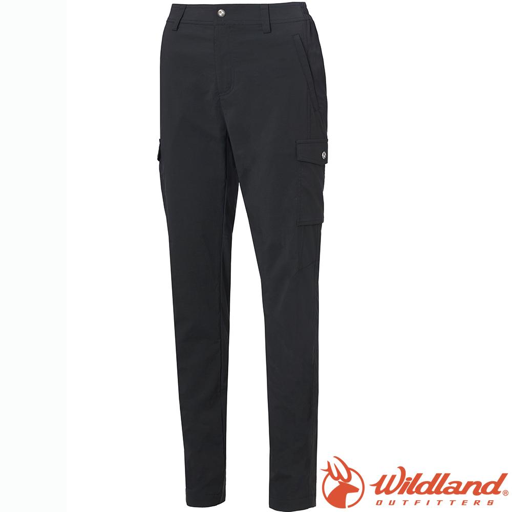 Wildland 荒野 0A61303-100松葉灰 女日本紗Supplex長褲