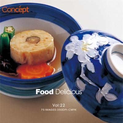 Concept創意圖庫 22-美食世界