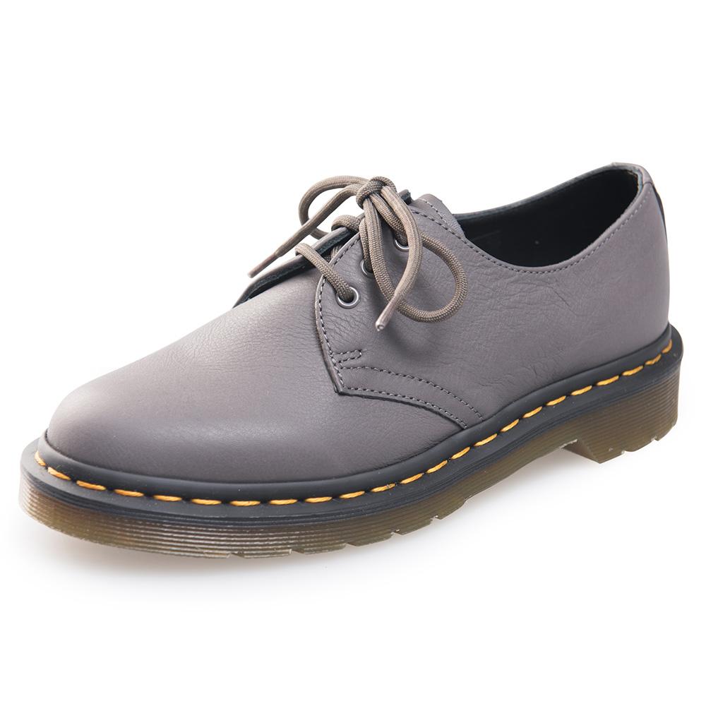 Dr.Martens 1461 經典3孔馬汀馬丁鞋-灰色R20834024